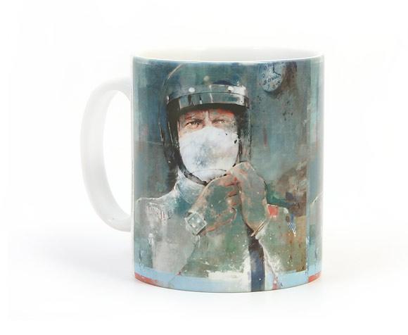 Steve McQueen Mug
